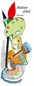 logo atelier d'art