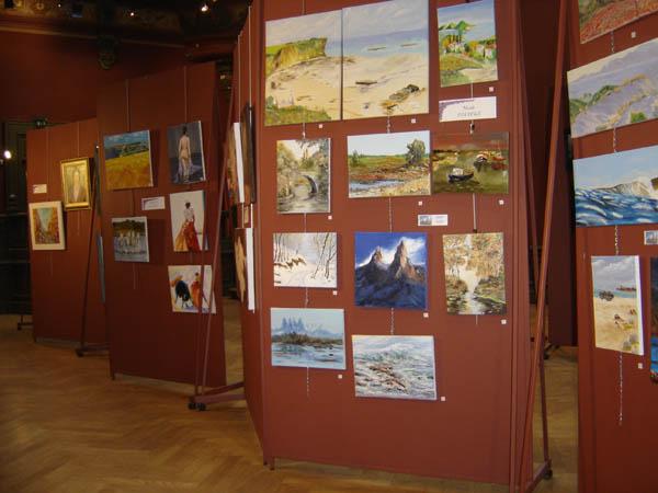 exposition galerie Jules Salles Nîmes